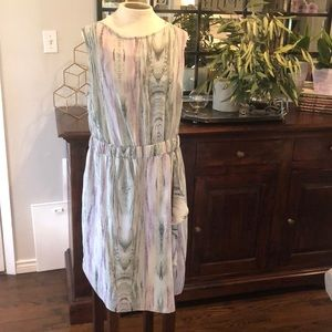 Donna Ricco Spring Plus Dress